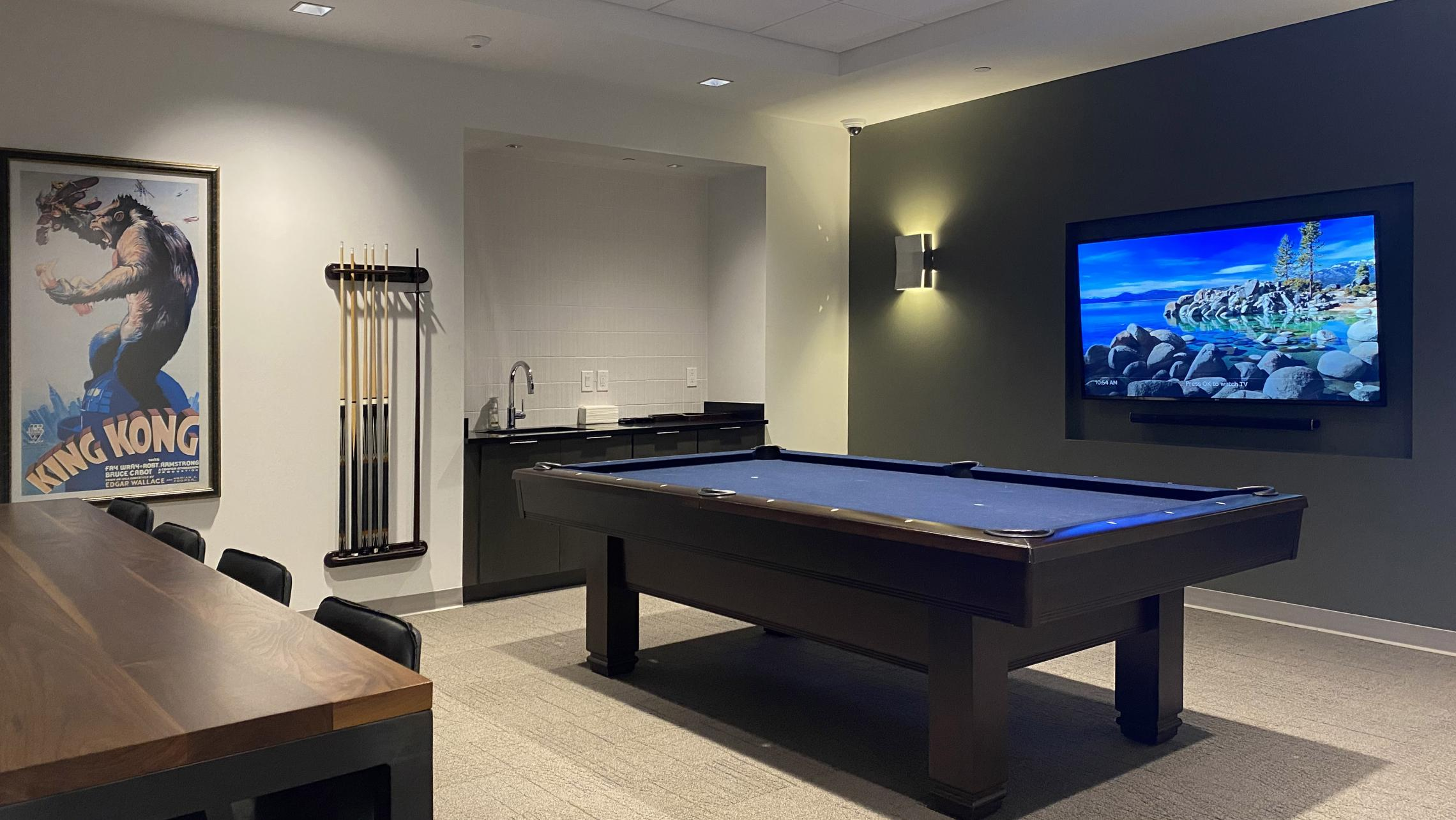 The-Pressman-Club-Room-Billiards-Downtown-Madison-Moder-Upscale-Apartments-Luxury-Design-Dogs-Cats-City-Lake-Views-Balcony-Terrace