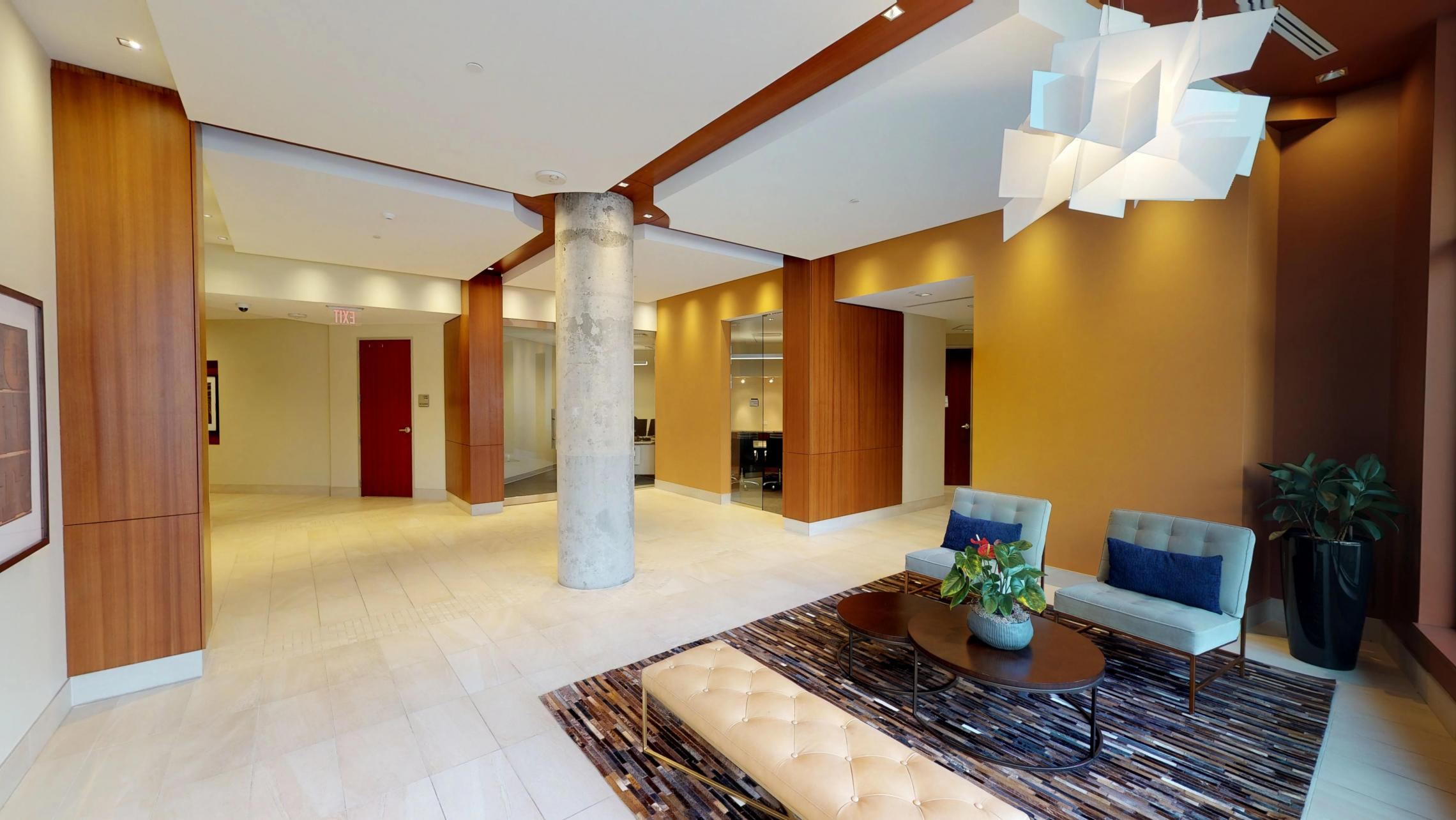The-Pressman-Apartments-Upscale-Club-room-Modern-Luxury-Downtown-Madison-High-Rise-Lifestyle-Capitol-Square-lobby
