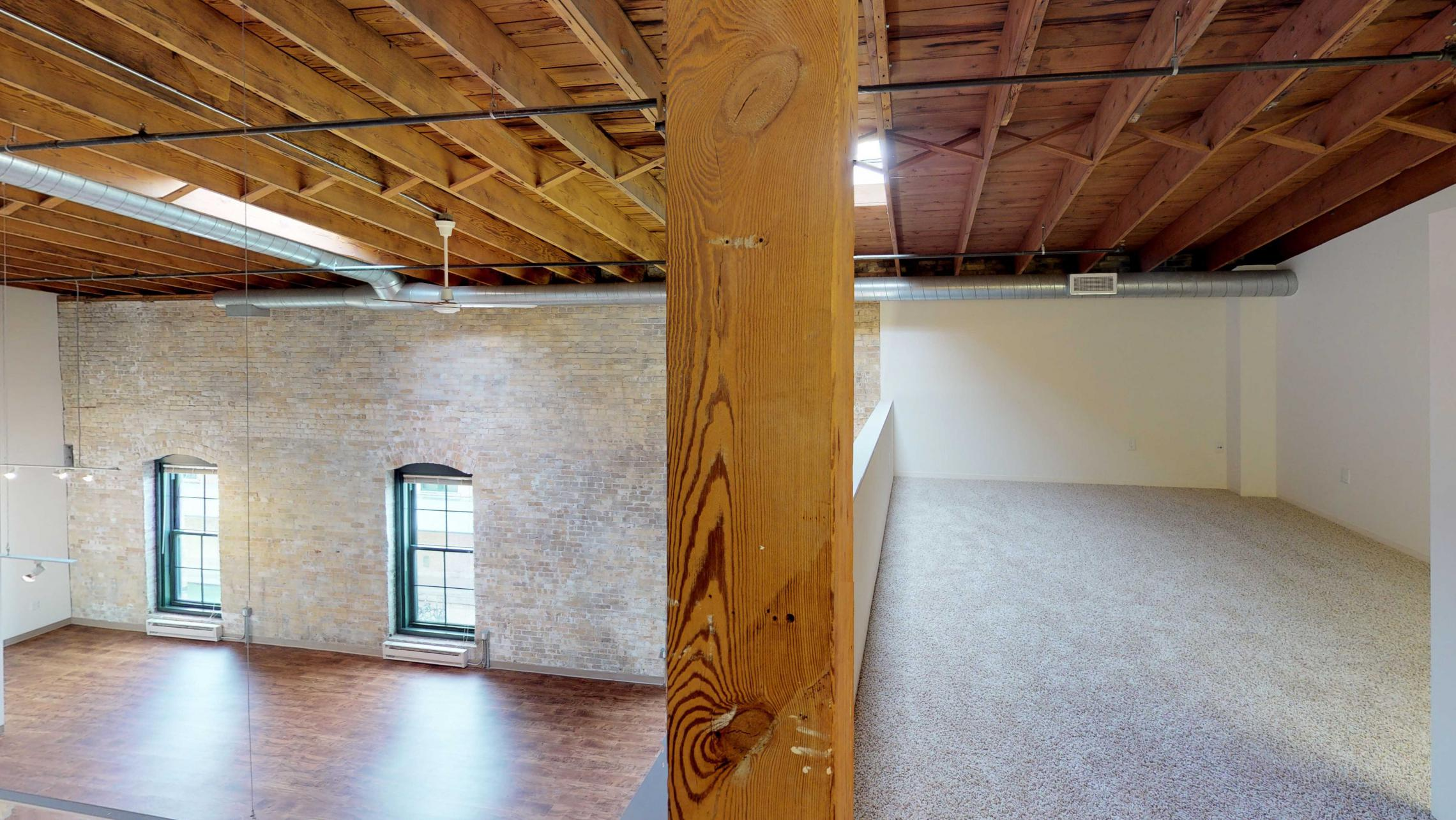 Tobacco-Lofts-Apartment-E306-Lofted-Downtown-Historic-Two-Bedroom-Madison-Design-Exposures-Luxury