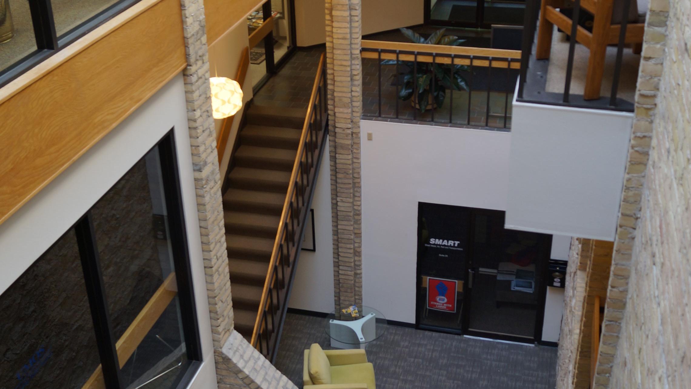 ULI Centre 7 Atrium Office Building