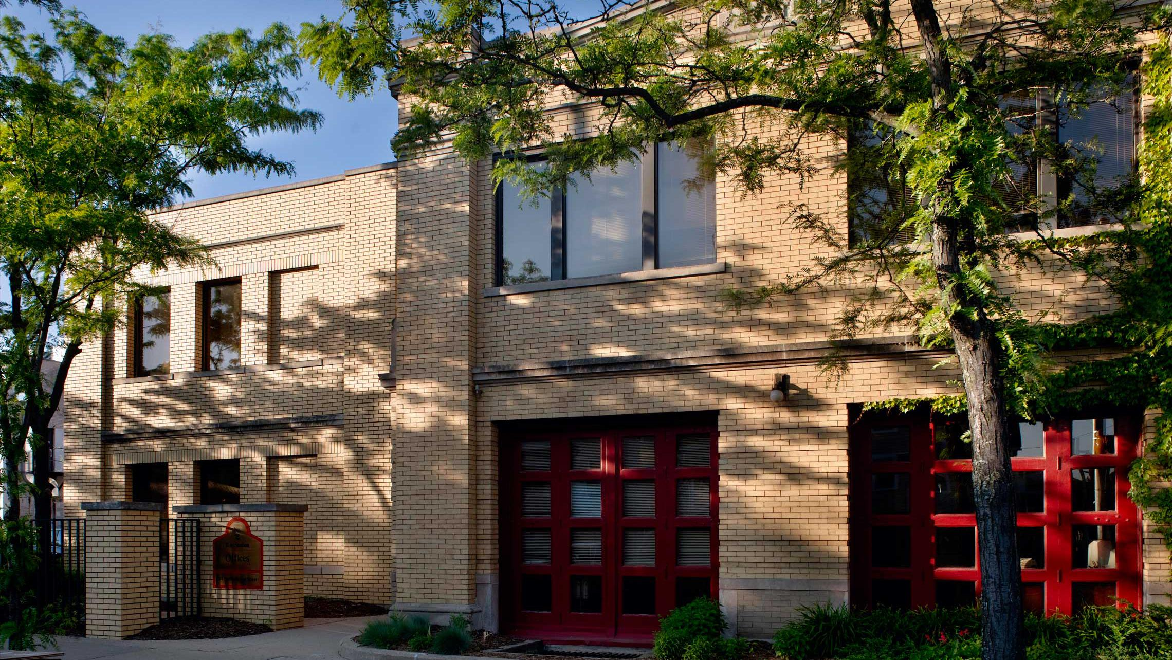 ULI Fire Station Number 2 Adaptive Reuse
