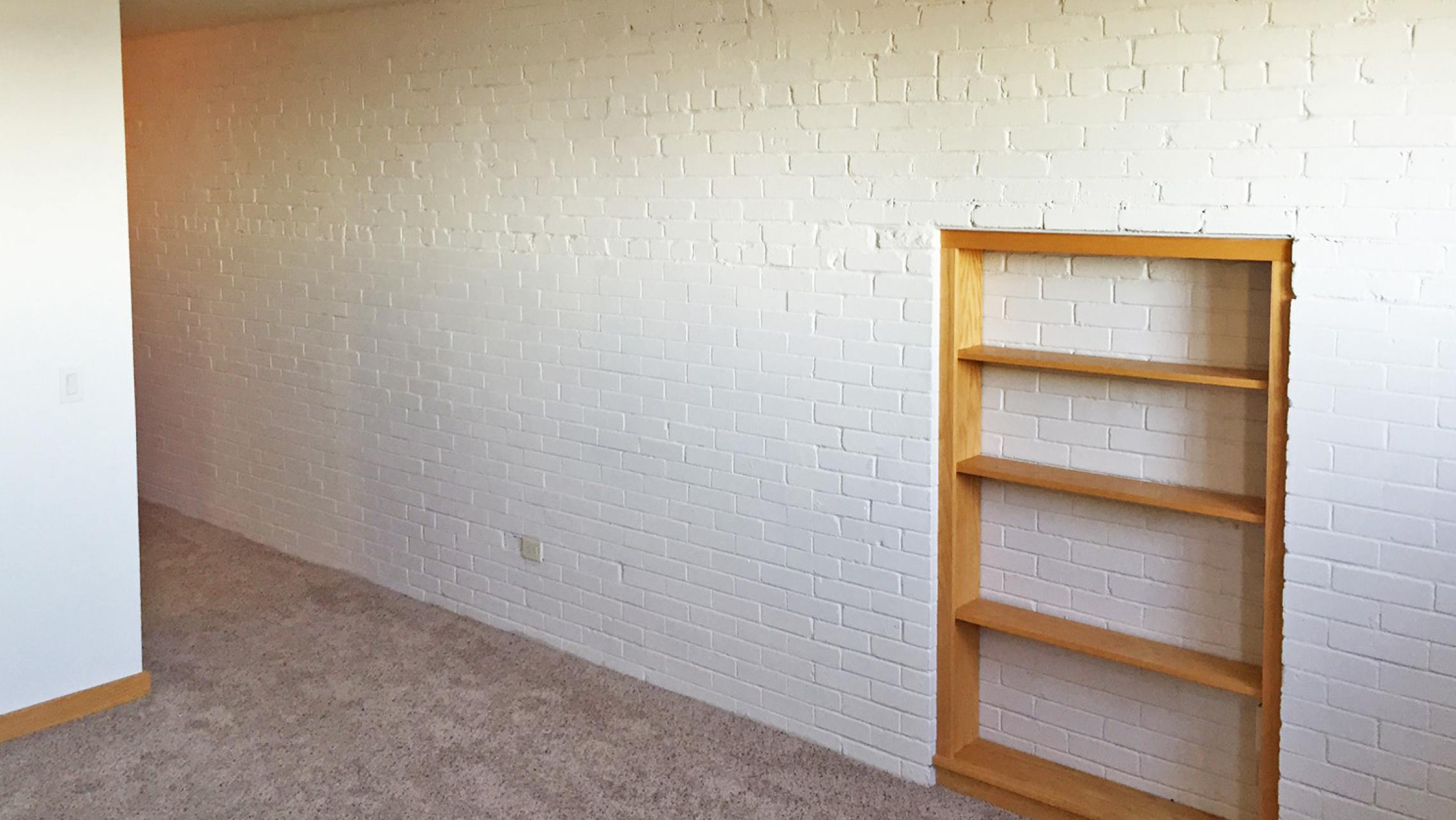 ULI Lincoln School Apartment 205 - Historic Detail