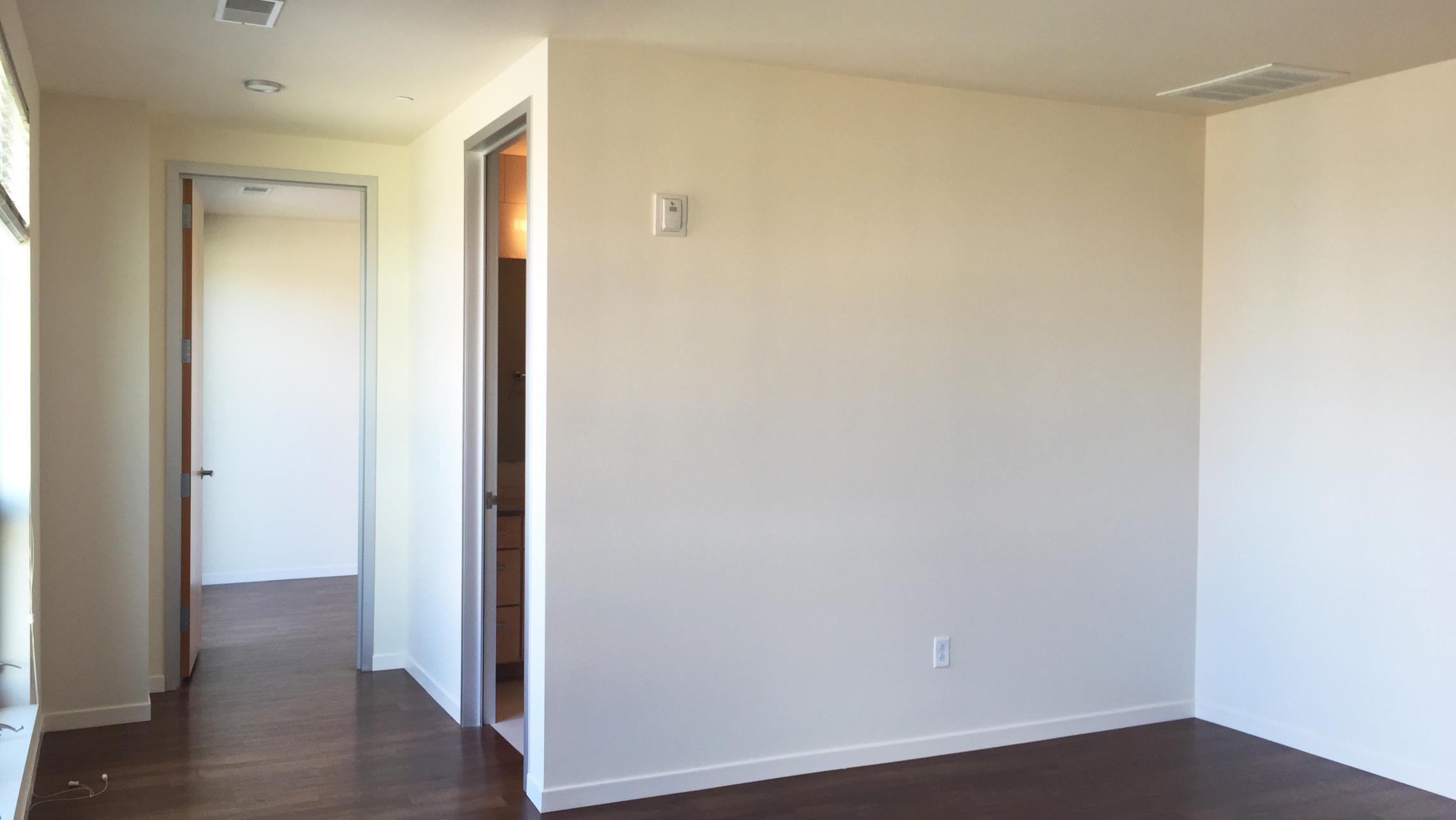 ULI Nine Line Apartment 212 - Living Room