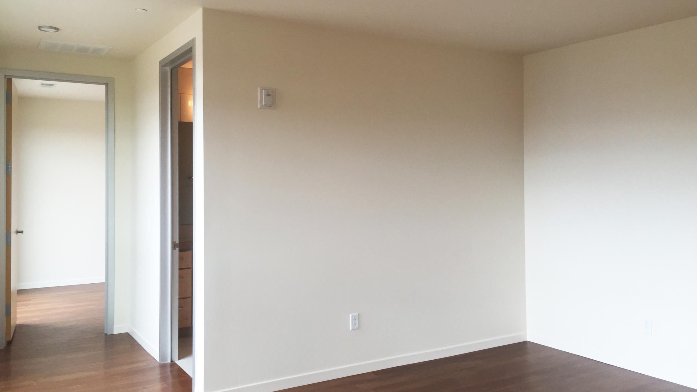ULI Nine Line Apartment 512 - Living Area