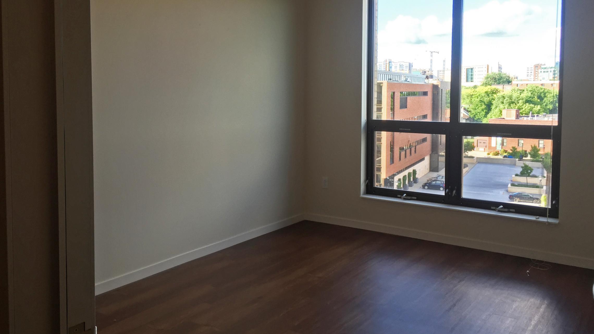 ULI Nine Line Apartments 519 - Bedroom Window