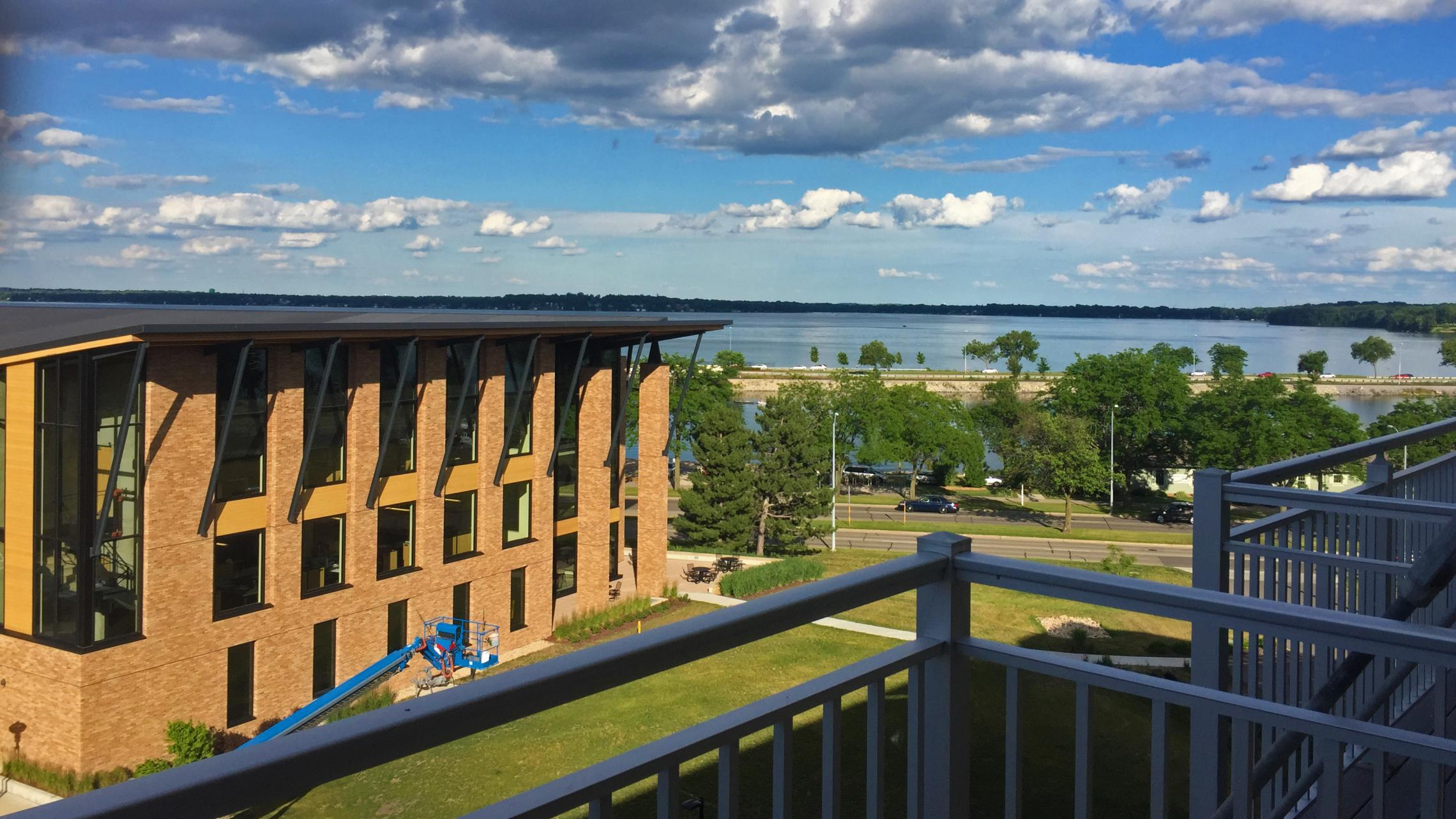 ULI Nine Line Apartment 519 - Lake Monona View