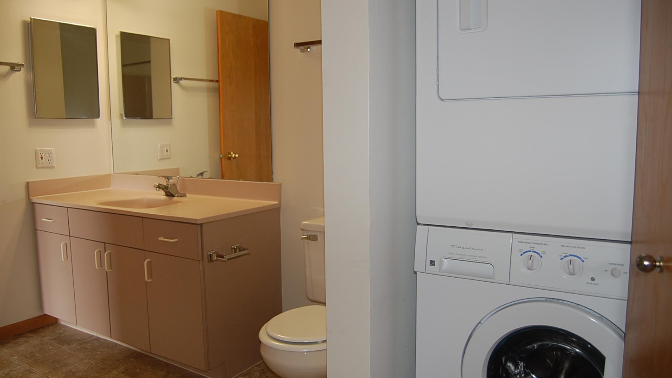 ULI Riverwalk Apartments In-Unit Laundry