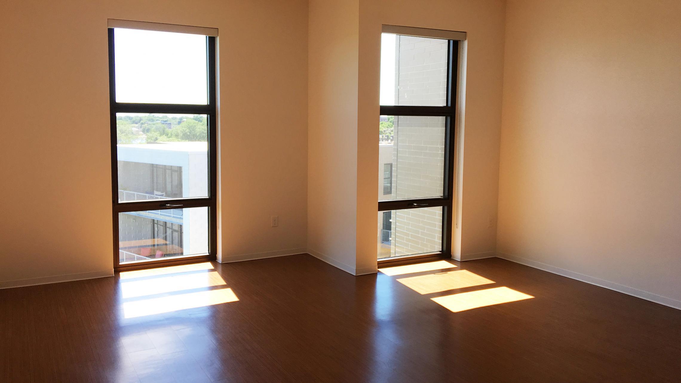 ULI Seven27 Apartment 537 - Living Room
