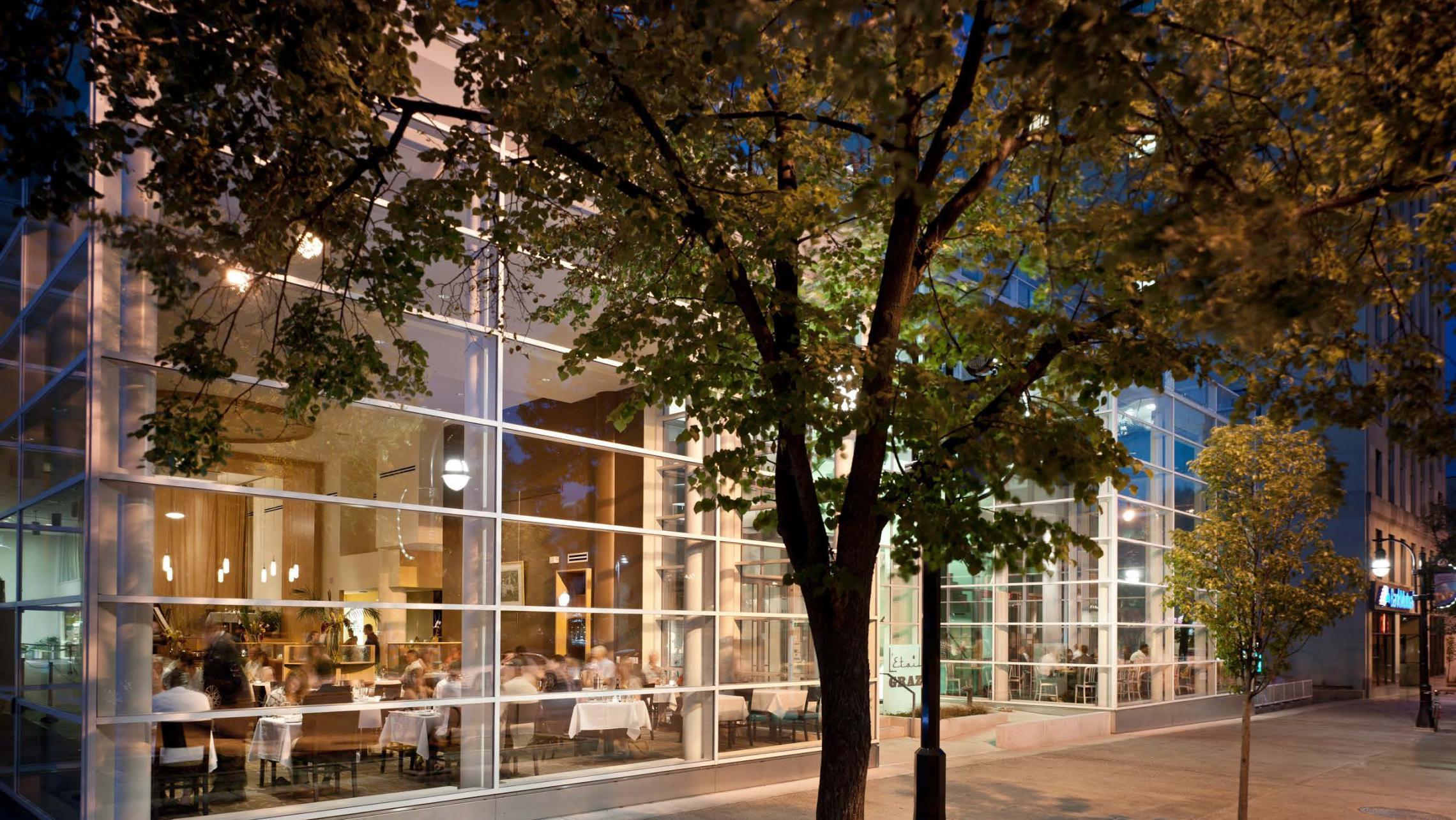 ULI US Bank Plaza - L'Etoile Restaurant