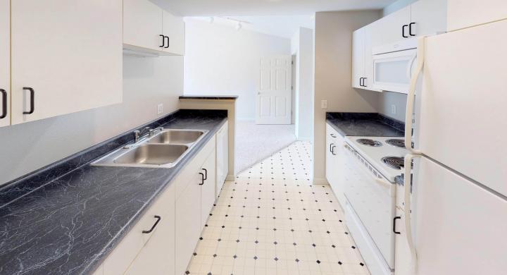 Wilson-Bay-303-One bedroom-kitchen-downtown-balcony-top floor.jpg