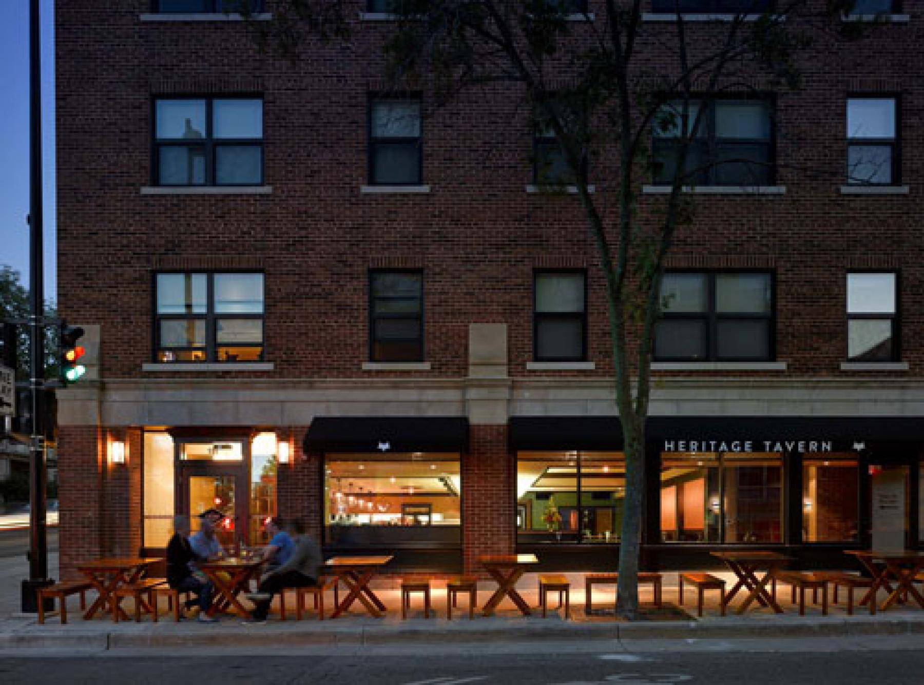 ULI Capitol Hill and Heritage Tavern