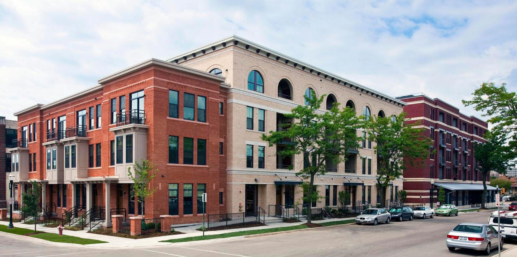 ULI The Depot Apartment and Townhomes