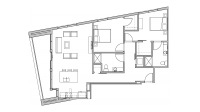 ULI Seven27 202 - Two Bedroom, Two Bathroom