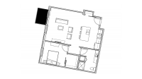 ULI Seven27 233 - One Bedroom, One Bathroom