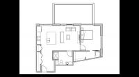 ULI Seven27 310 - One Bedroom, One Bathroom