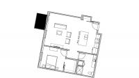 ULI Seven27 534 - One Bedroom, One Bathroom