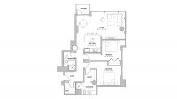 ULI The Pressman 207 - Two Bedroom, Two Bathroom