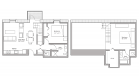 ULI Tobacco Lofts E203 - Two Bedroom, Two Bathroom