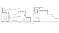 ULI Tobacco Lofts E306 - Two Bedroom, Two Bathroom