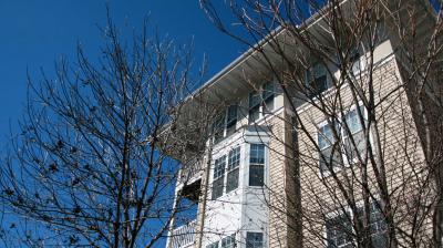 ULI City Place Apartment Building