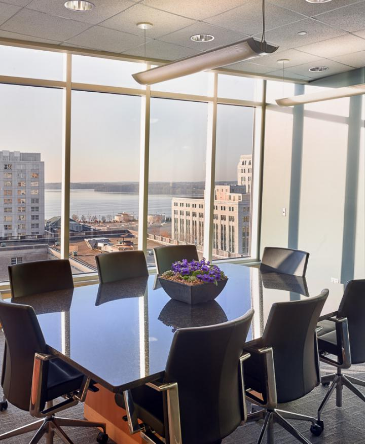 ULI Capitol Executive Suites Monona Conference Room