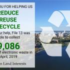 ULI Electronics Recycling Drive 2019 with File 13
